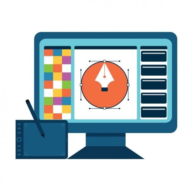 Dise o de herramientas de dise o gr fico descargar for Diseno grafico gratis