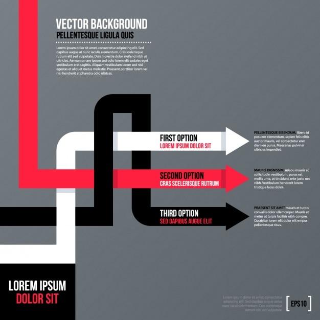 Diseño de fondo abstracto vector gratuito