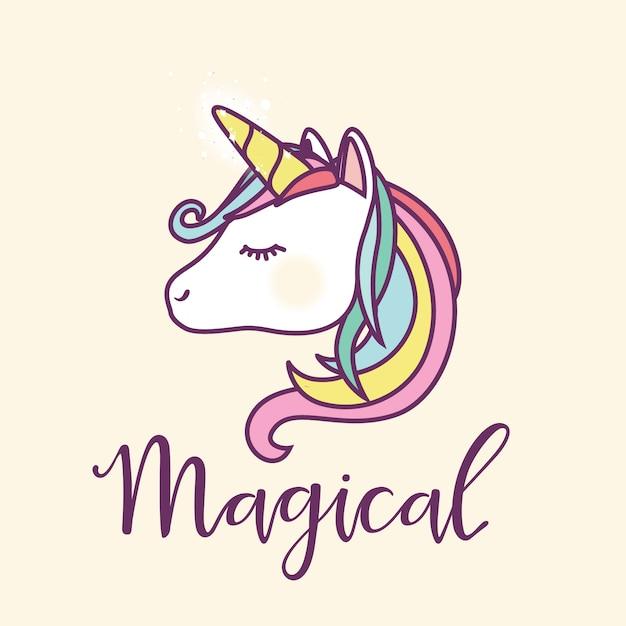 Diseño Del Rainbow Warrior Iii: Diseño De Fondo De Unicornio