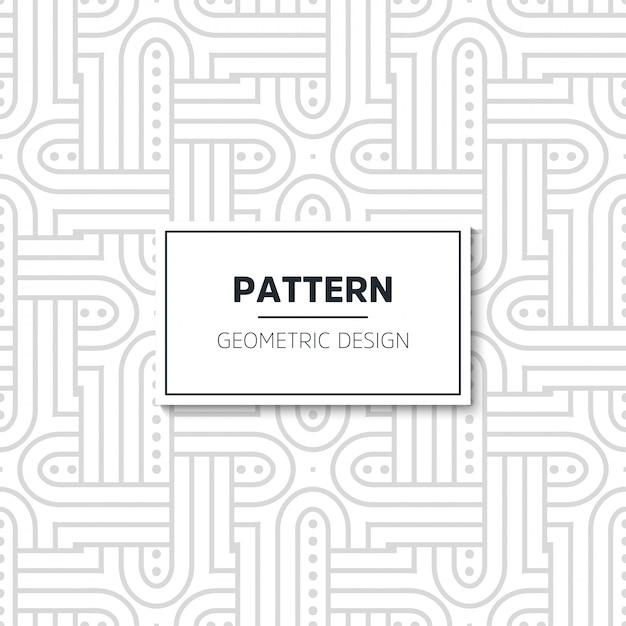 Diseño de mandala de patrón de lujo vector gratuito