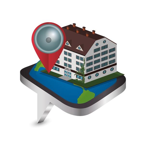 Diseño de marcos y aplicaciones de hoteles y digitales.   Descargar ...