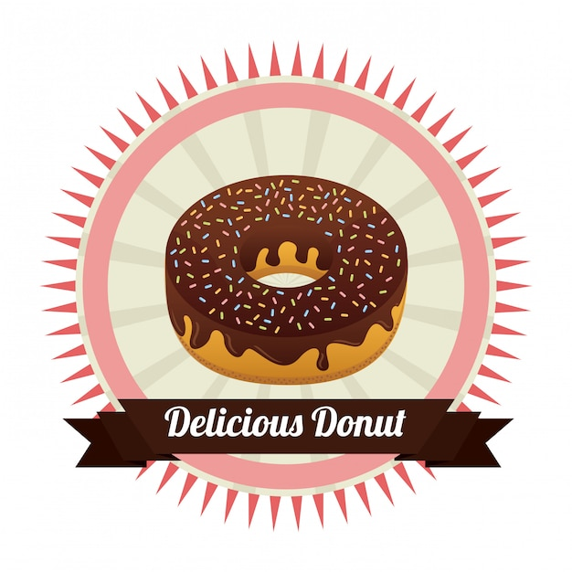 Diseño de panadería vector gratuito