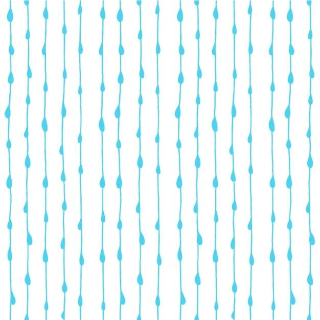 Diseño de patrón de gotas de agua | Descargar Vectores Premium