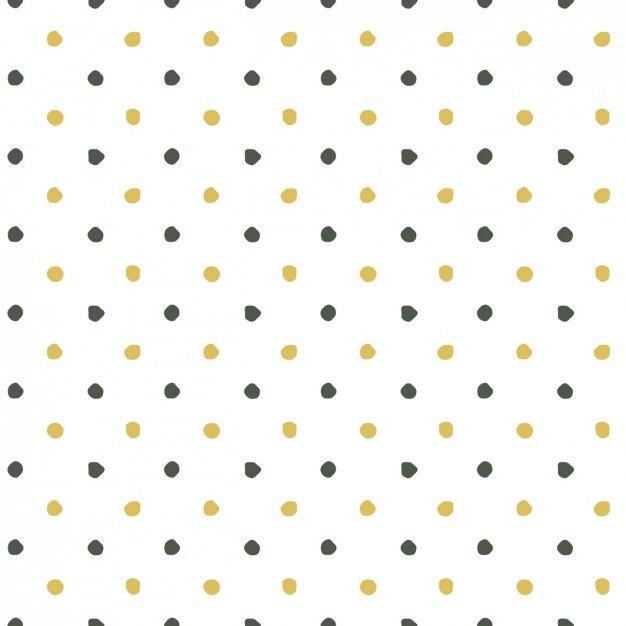 Diseño de patrón hecho de puntos coloridos | Descargar Vectores gratis