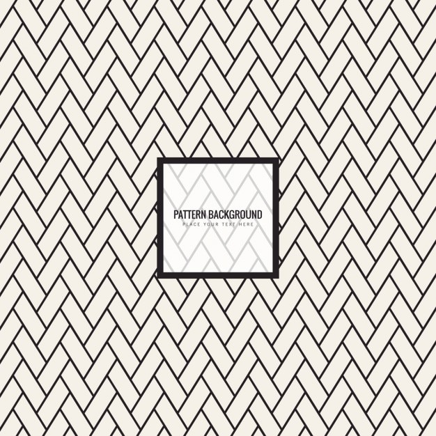Diseño de patrón moderno | Descargar Vectores gratis
