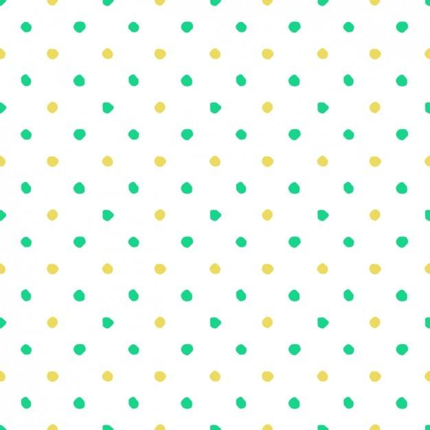 Diseño de patrón de puntos coloridos | Descargar Vectores gratis