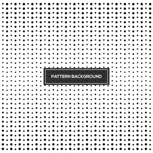 Diseño de patrón de puntos | Descargar Vectores gratis