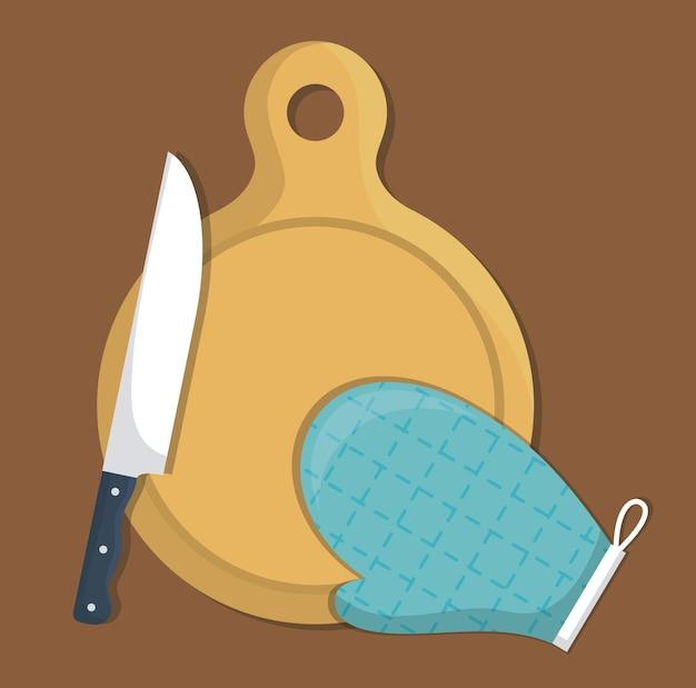 Diseño de utensilios de cocina   Descargar Vectores Premium