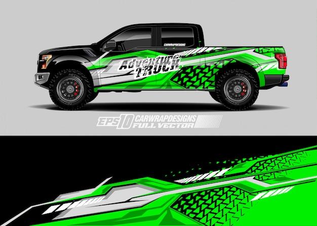 Diseños de autos de carrera Vector Premium