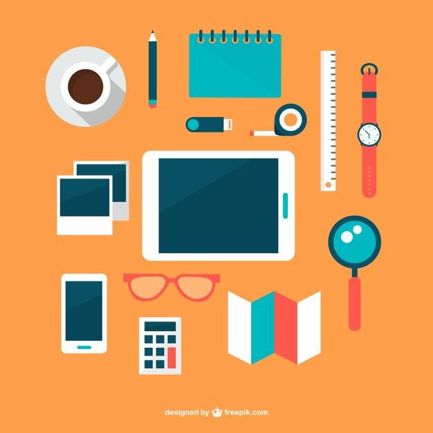 Dise os planos gratuitos para oficina descargar vectores gratis for Programa de diseno de oficinas gratis