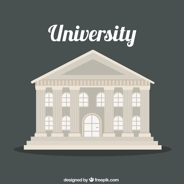 Universidad dibujos animados