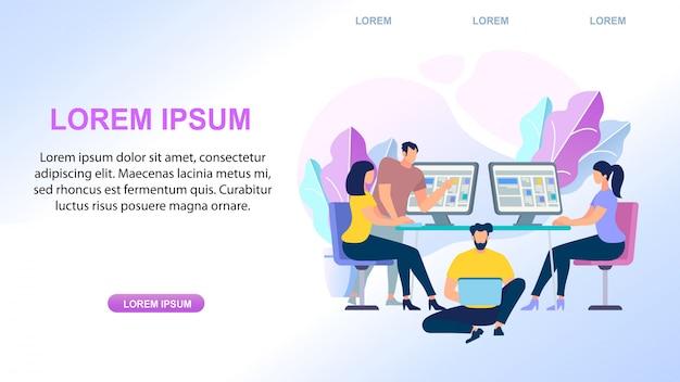 Educación en línea. Vector Premium