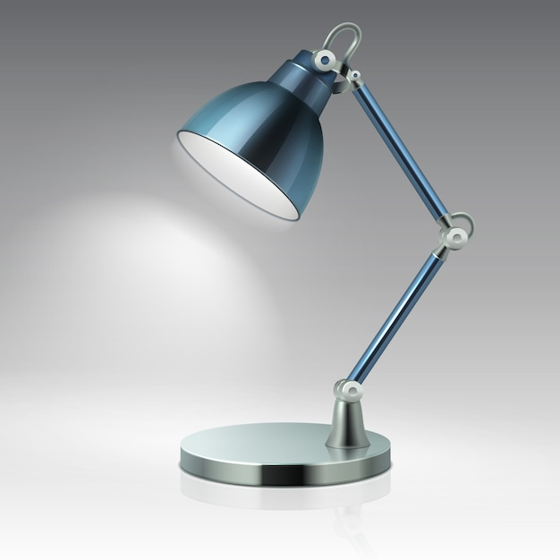 Ejemplo metal lámpara del moderno de del vector la la de 4q3j5RAL