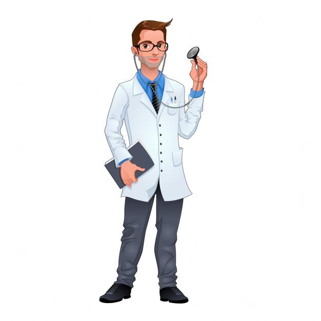 el doctor | descargar vectores gratis