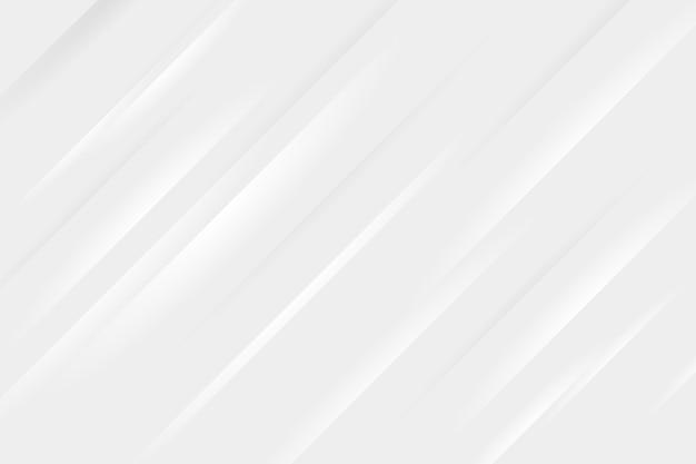 Elegante fondo blanco textura vector gratuito