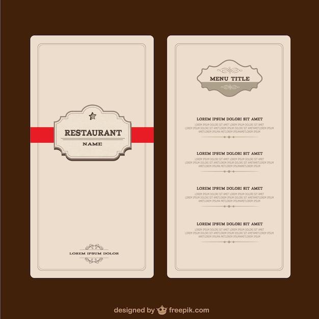 Elegant Chef Logo: Elegante Men De Restaurante