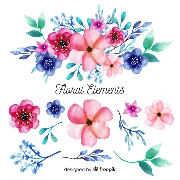 fa4af0417e9b7 Elementos florales