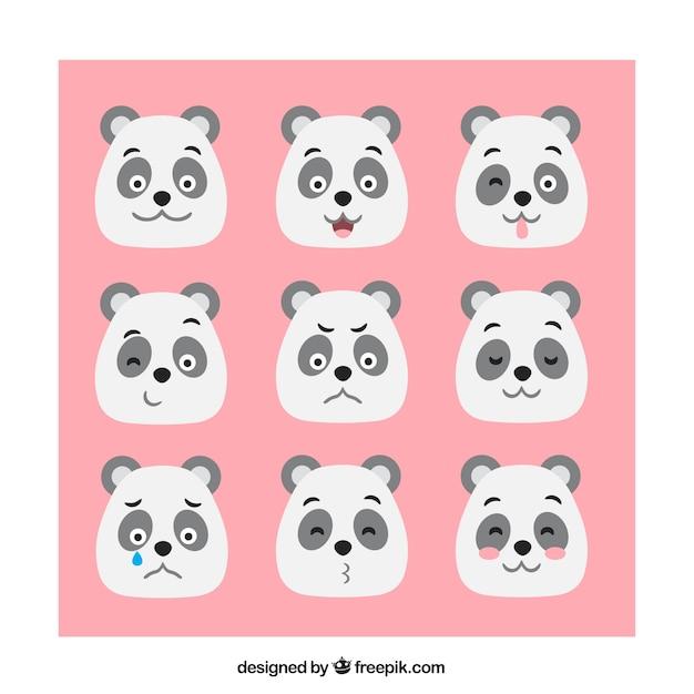 Fotos gratis de expresiones faciales