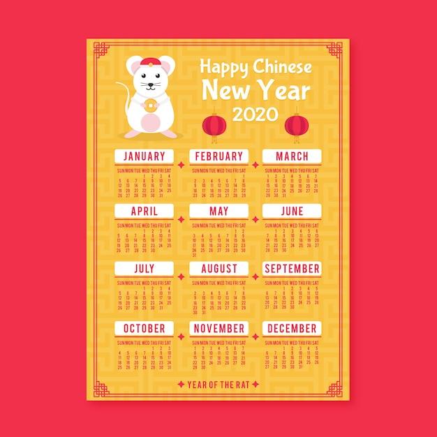 calendario chino 2020 apk 2020