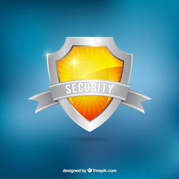 escudo de seguridad descargar vectores premium