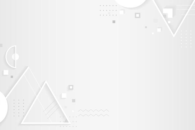 Espacio creativo de diseño geométrico. vector gratuito