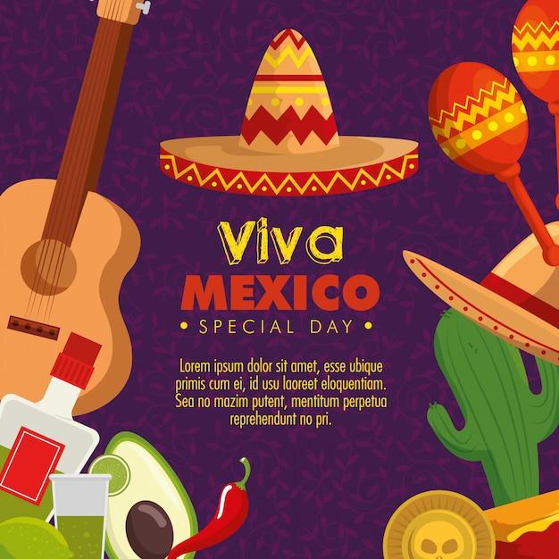 Evento Cultural De México Con Decoración Tradicional