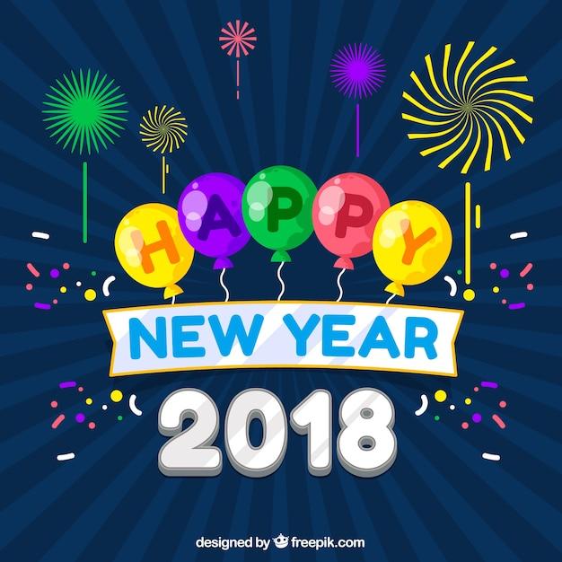 Resultado de imagen de feliz año nuevo 2018
