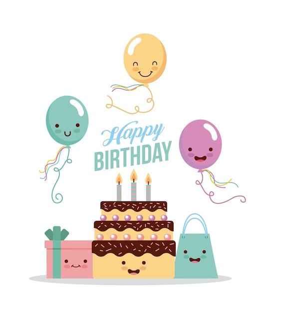 Cake Ya Birthday