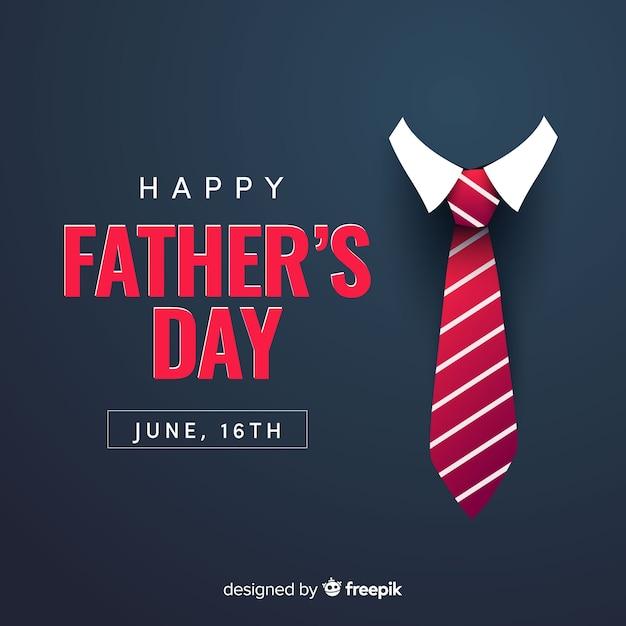 Feliz día del padre Vector Premium