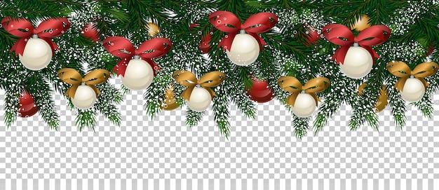 Feliz navidad y feliz año nuevo concepto Vector Premium