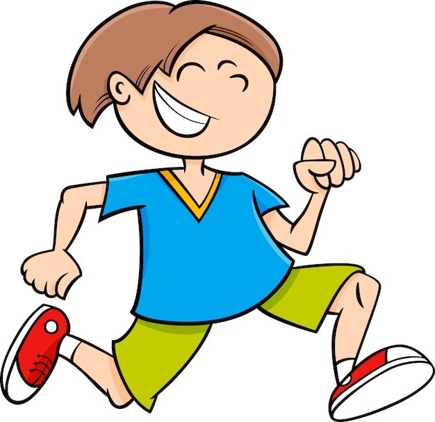 Resultado de imaxes para dibujo niños corriendo