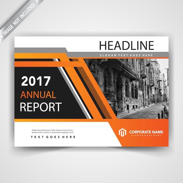 folleto corporativo profesional moderno Vector Gratis