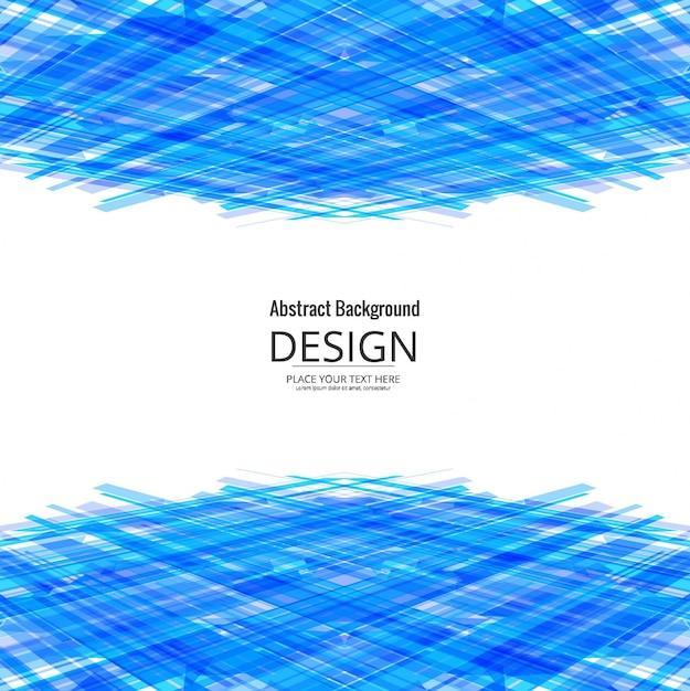 9a0b364a59163 Fondo abstracto azul con formas geométricas