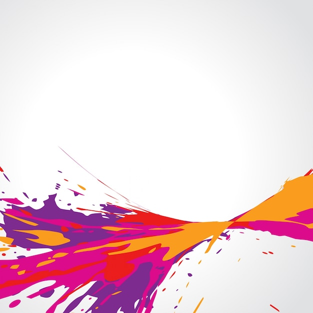 salpicadura de pintura fondo -#main