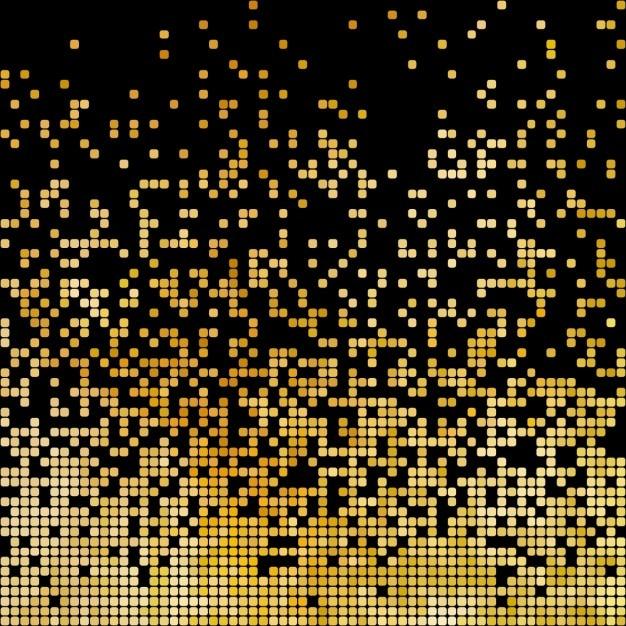 Fondo abstracto dorado descargar vectores gratis for Papel decorativo dorado