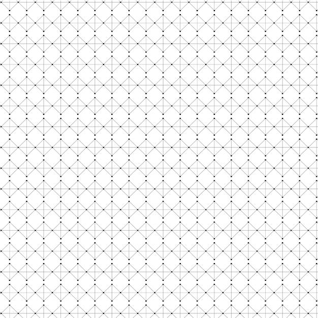 Fondo abstracto geométrico con líneas conectadas y patrones de ...