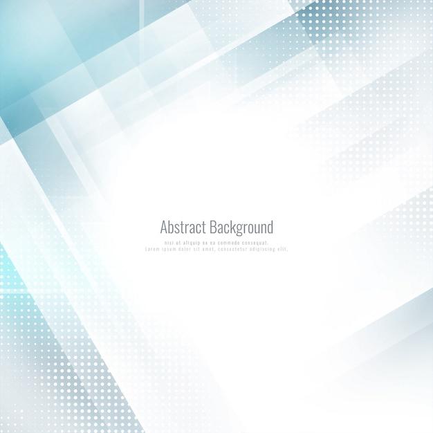 Fondo abstracto moderno geométrico futurista Vector Gratis