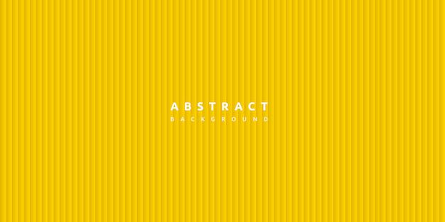 Fondo abstracto moderno textura amarillo Vector Premium
