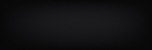 Fondo abstracto oscuro con agujeros Vector Premium