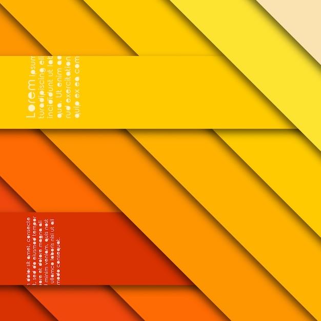 Fondo Abstracto Con Rayas Diagonales Y Sombras Descargar Vectores