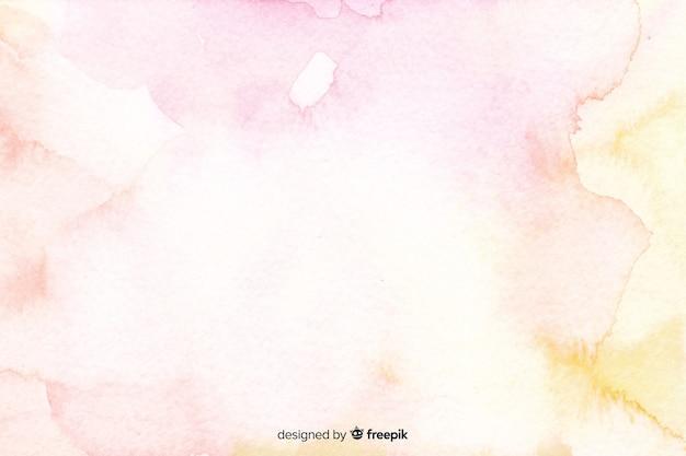Fondo abstracto de la textura de la acuarela vector gratuito