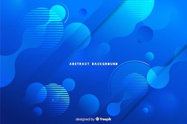 Fondo abstracto vector gratuito