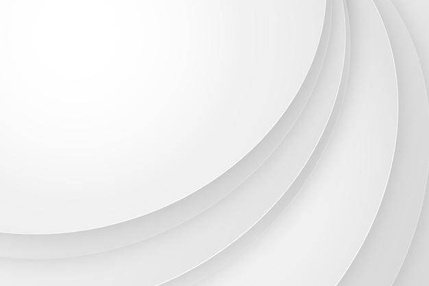 Fondo blanco abstracto vector gratuito