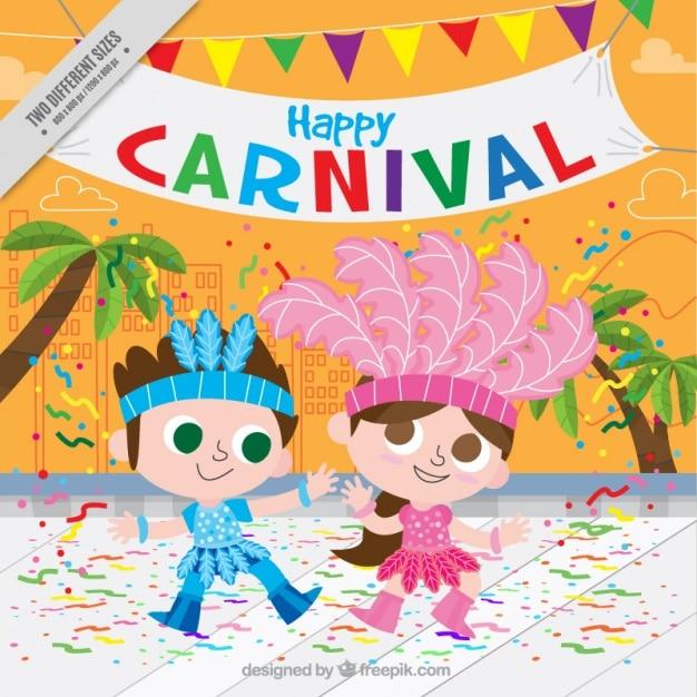 Resultado de imagen de carnaval niños