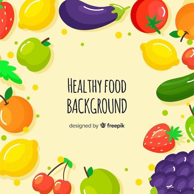 diseñar una comida saludable