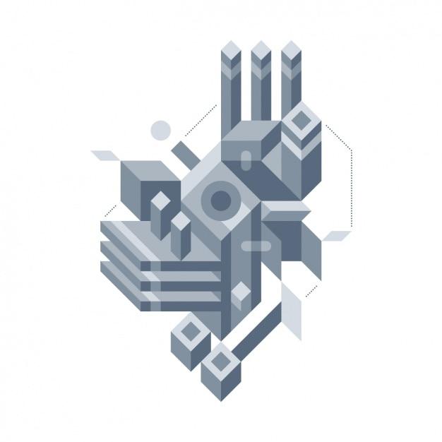 forma abstracta 3d fondos - photo #8