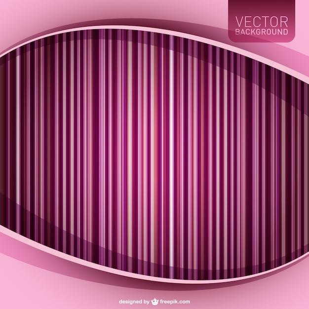Fondo con líneas de color violeta | Descargar Vectores gratis