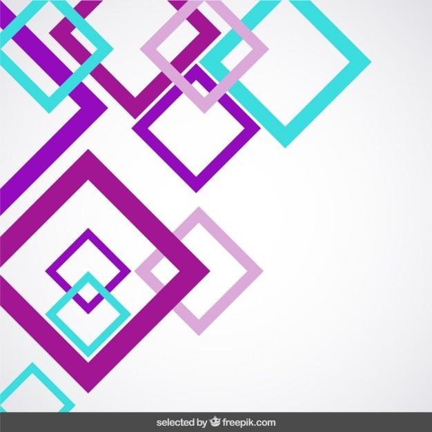Fondo con los cuadrados de color p rpura y turquesa - Como se hace el color turquesa ...