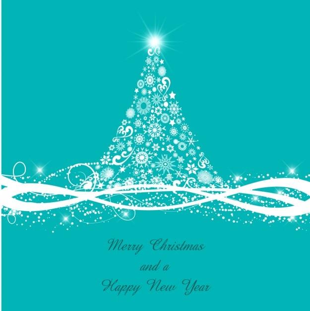 Fondo de rbol de navidad con cinta blanca descargar - Cintas navidad para arbol ...