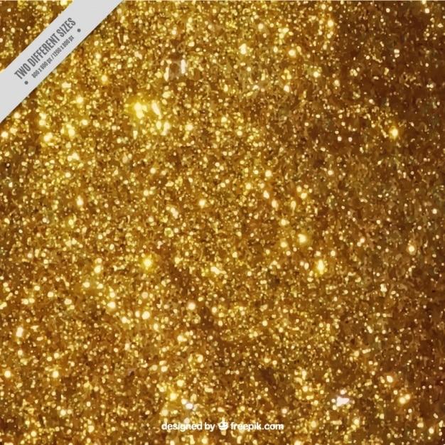Fondo de brillantina dorada   Descargar Vectores gratis